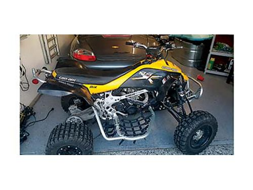 2014 CAN-AM DS 450 X MX  a very nice machine Low hours rubber in great shape like new Very Fast