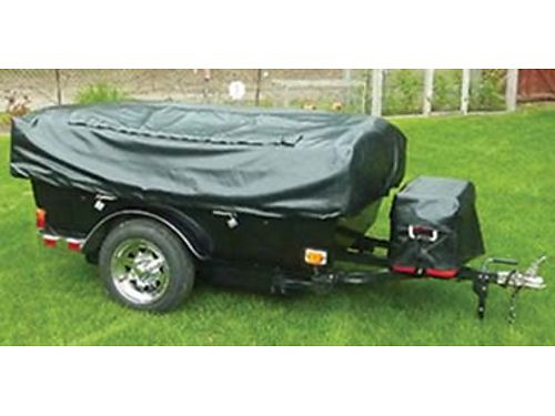 2003 TRAILMASTER ASPEN Classic Tent Trailer garaged pulled with Goldwing can be pulled with car