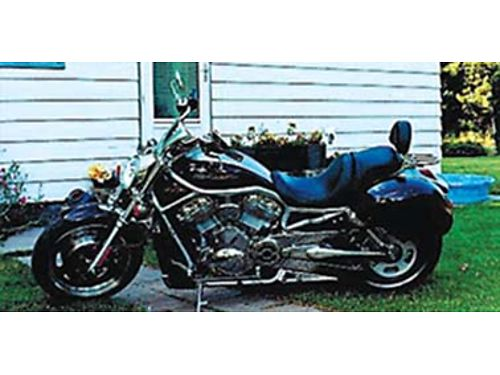 2007 HARLEY Davidson V-Rod AW low miles 4910 one owner very well maintained looks new 8500