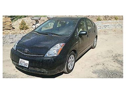 2007 TOYOTA Prius Hybrid excellent condition backup camera button ignition 156k miles good tire