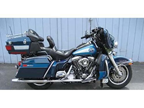 1991 HARLEY Davidson Ultra Glide SS Ultima 6 sp super trap low miles original paint too much