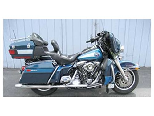 1991 HARLEY DAVIDSON ULTRA Glide SS Ultima 6 sp super trap low miles orig paint too much to