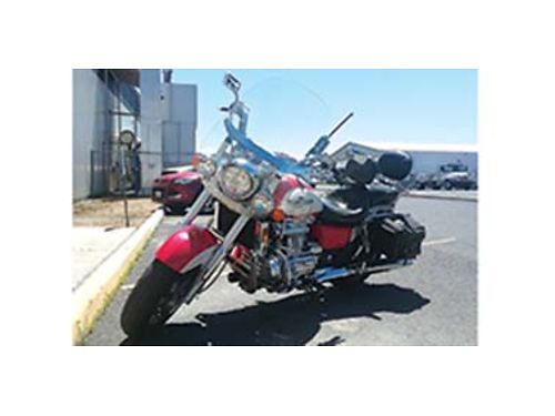 1997 HONDA Valkyrie 1520cc 43000 garaged many extras RadCb leather bags 2nd owner since 200
