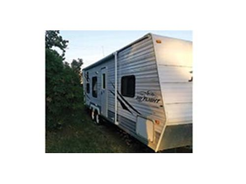 2008 JAYCO Jayflight 26 BH sleeps 9 adults bunk beds in rear all accessories work newer brakes