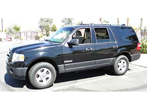 2007 EXPEDITION XLT 130k miles 4x4AWD AC CC AMFMCD everything works 2nd owner new tires