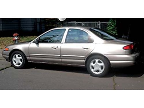 1997 MERCURY MYSTIQUE excellent condition only 104800 miles 2 remote starter
