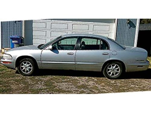2001 BUICK Park Avenue 170000 mile New tires excellent condition 3000 OBO