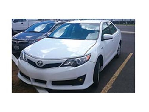 2013 TOYOTA CAMRY LE CD Hybrid good tires cruise PL AC PM low miles ke
