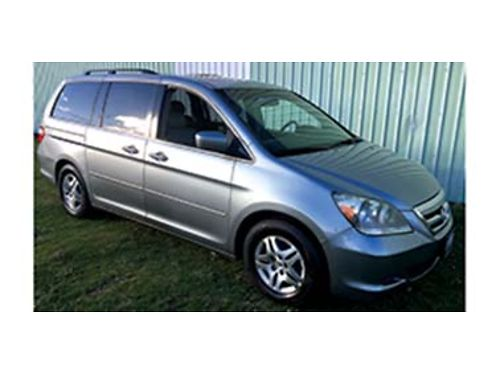 2006 HONDA Odyssey EX-L All options 35 L V6 motor 180K miles 244 HP FWD ne