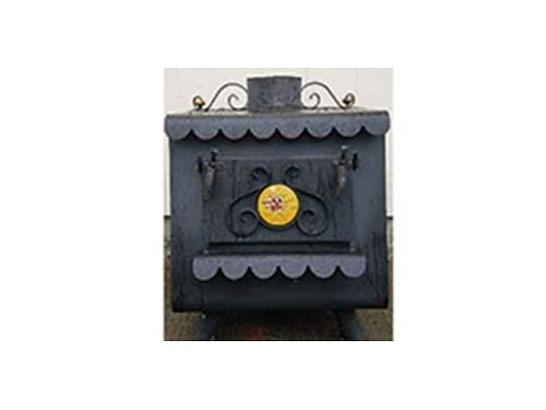 1000 SERIES Earth wood stove it is in good shape 350 call 509-230-0378