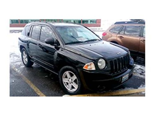 2008 JEEP Compass 122k miles 4 cyl AT 4WD all power sunroof over size tir