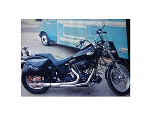 2004 HARLEY Davidson FXSTB1 Night Train 40000 miles stage 3 95 CI engine 2nd owner all paper