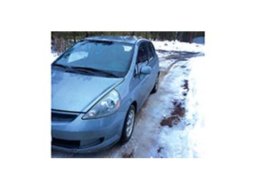 2008 HONDA Fit runs great AT CD daily driver 40 mpg PW PL ABS 3995 O