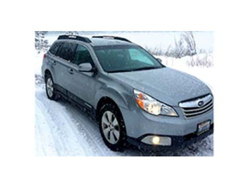 2011 SUBARU Outback clean title 36 R runs great in great condition new tir