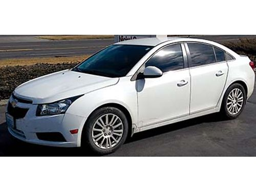 2013 CHEVY CRUZE LT 71000 miles 4 door AC CC power everything good gas mileage 7900 OBO Ca