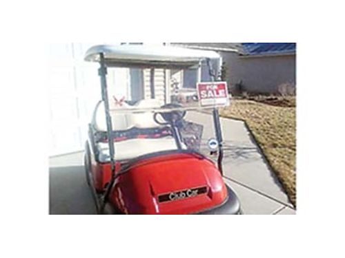 2005 CLUB Car street ready all safety equipment required for street use charger included 3500