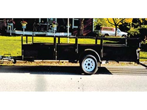 NEW custom built trailers 5 x 10 1350 6 x 12 1750 2 way tailgate we also take orders