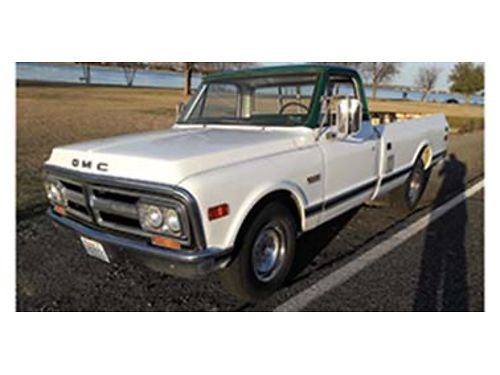 1972 GMC 2500 Custom strong running 350 v8 with 4spd trans PS PB clean su