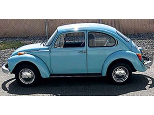 1974 VOLKSWAGEN new engine new paint nice wheels and tires nice interior gr