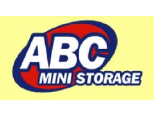 ABC MINI STORAGE HUGE Garage Sale Saturday June 2nd from 9am - 3pm lots participants 11506 E In