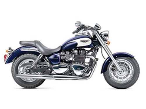 2013 TRIUMPH America 3700 low miles saddle bags engine dresser bar quick release ws sissy bar