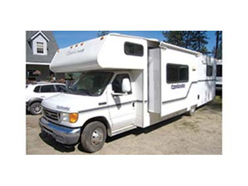 2006 NATIONAL Sea Breeze excellent condition low mileage new tires  batterie