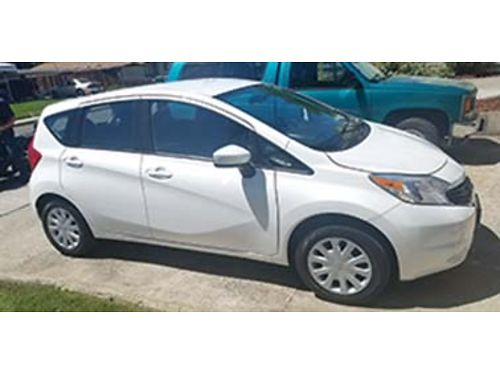 2015 NISSAN Versa Note Like new very clean 38000 miles cruise control bt o