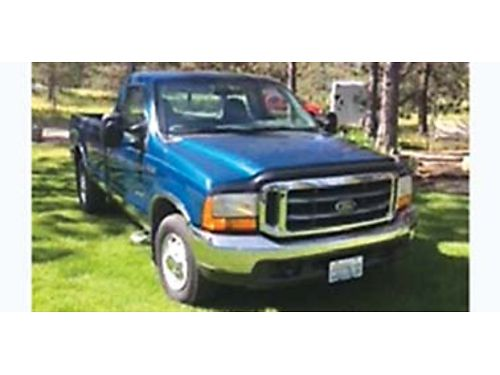 2000 FORD F250 Powerstroke 73 6 speed low miles extra wheels new Tuxedo be