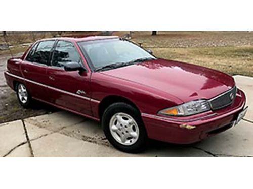 1998 BUICK Skylark dark red 4-door sedan 138920 miles Runs good 2200 Cal