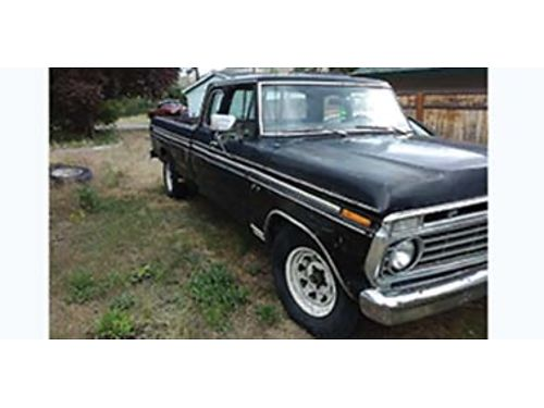 1976 FORD F-150 super cab 360 auto PS PB Fact air doesnt work 1200 in e