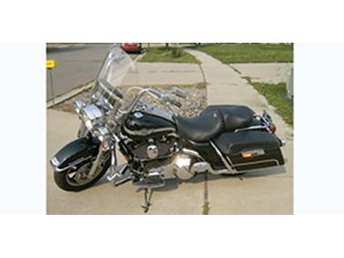 2003 HARLEY Road King health forces sale of a very babied bike never ridden hard or laid down onl