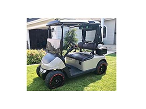 2013 EZGO RXV chassis Completely custom rebuilt from the ground up New suspension motor batterie
