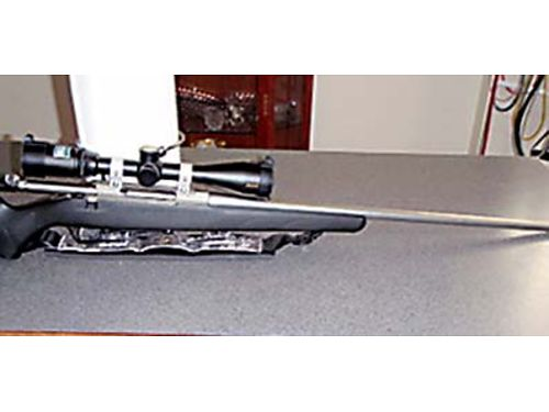 TIKKA 7MM Synthetic stock stainless action and barrel BDX-long range hunting reticle 950 509-77
