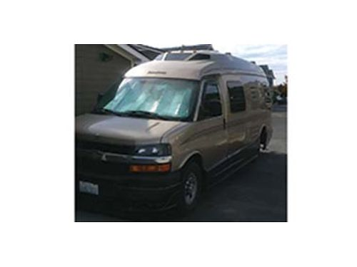 2006 CHEVROLET ROADTREK Popular too many upgrades to list price includes auto