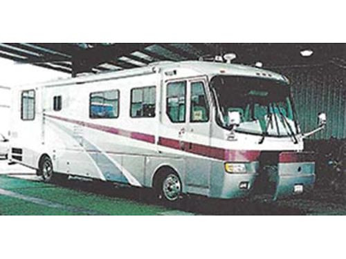 1999 HOLIDAY Rambler Imperial 38 2nd from top of the line 64k miles Air sus