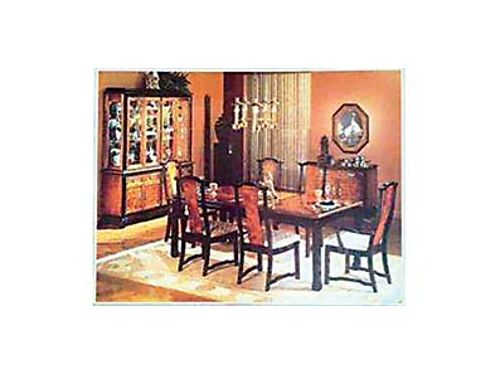 BROYHILL MING Dynasty Collection set See ad in home furnishing for more detials 1800 Firm 509-6