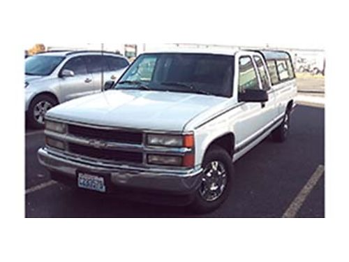 1997 CHEVROLET 1500 3800 call for more information 509-251-0553