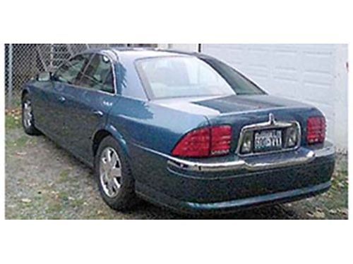 2002 FORD Lincoln LS 57K Miles minor paint touch-ups good tires clean 4000 firm Call 509-818-