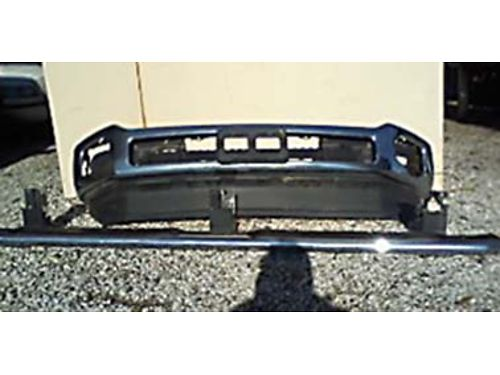 2015 FORD 3500 Lower Bumper and side rail both 150 will seperate bumper 60 side rail 80 509-28