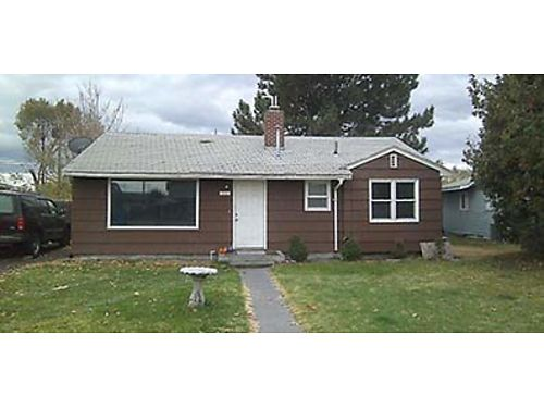 1320 E LARCH STREET Neat and clean 3 bedroom Othello home sitting on large fenced lot Central gas