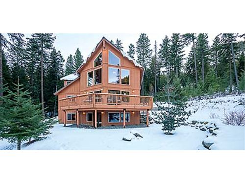 MOUNTAIN RETREAT Open concept stone fireplace and incredible views 3 bedrooms 35 bath and large