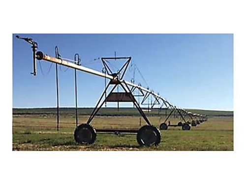PIERCE CENTER PIVOT Eleven tower was 11000 OBO now 5000 with reverser and other misc irrigati