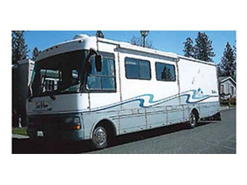 2000 NATIONAL Seaview 34 class A full motor  trans banks system 54k on coach 88hr on gen 2 sl