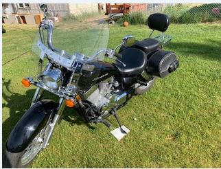 2013 HONDA SHADOW 750 Areo Under 3500 miles fuel injection shaft drive ABS brakes new tabs Rec