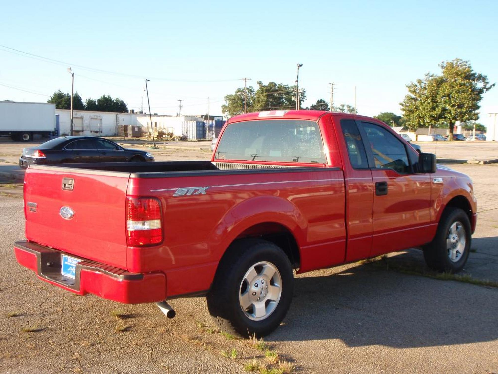 2007 Ford F 150 Sxt Regular Cab Cars And Vehicles