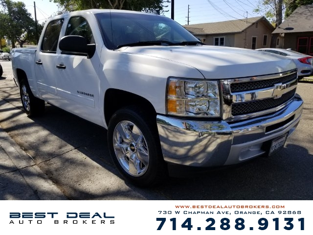 2013 Chevrolet Silverado 1500 LT Crew Cab Front air conditioning Front air conditioning zones - si