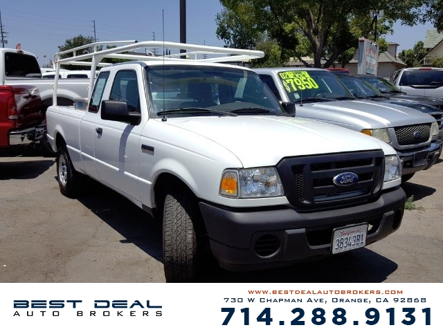 2011 Ford Ranger Ext-Cab Front air conditioning Front air conditioning zones - single Airbag dea