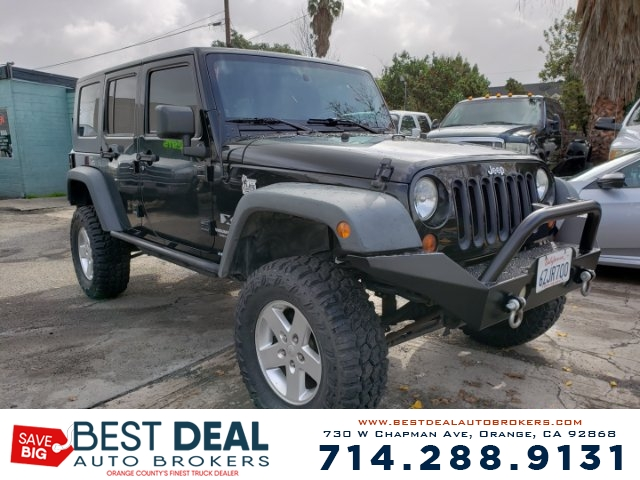2009 Jeep Wrangler Unlimited X 4WD Front air conditioning Front air conditioning zones - single