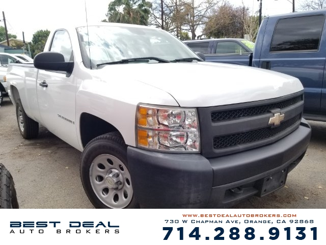 2007 Chevrolet Silverado 1500 Work Truck Airbag deactivation - occupant sensing passenger Front a