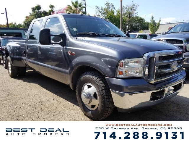 2000 FORD F-350 SUPER DUTY LARIAT LONG BED